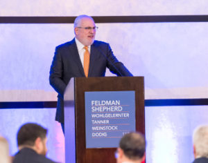 "Feldman Shepherd Presents Sold-Out PA CLE on ""Strategies for Developing the Blockbuster Case"""