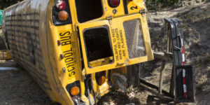Five School Bus Crashes in Six Days: How Safe Is Your Child's School, Camp or Sports Bus?